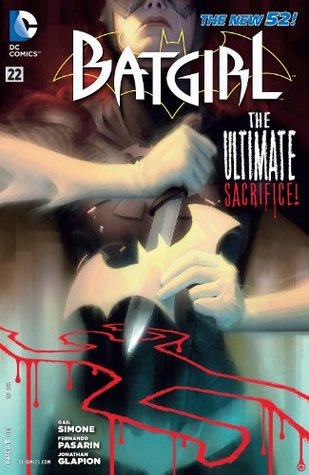 Batgirl #22 (The New 52 Batgirl, #22)