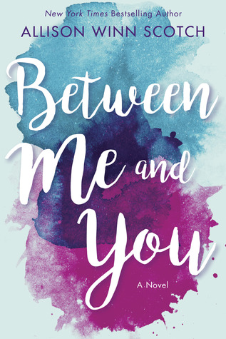 Image result for Between me and you novel
