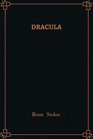 Dracula -illustration: The darkness is coming.