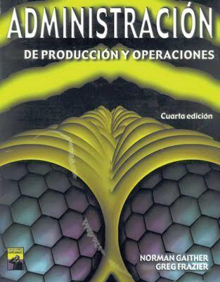 Administración de producción y operaciones