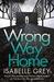 Wrong Way Home (DI Grace Fisher, #4)