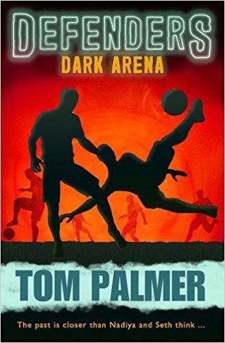 Dark Arena (Defenders, #2)