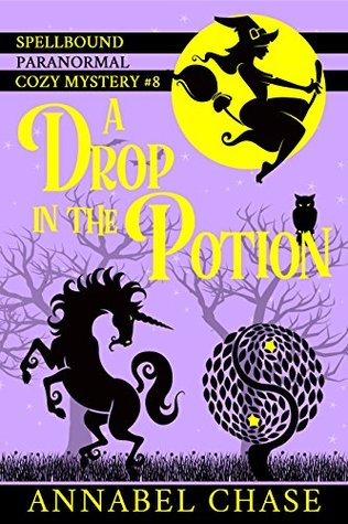 A Drop in the Potion (Spellbound #8)