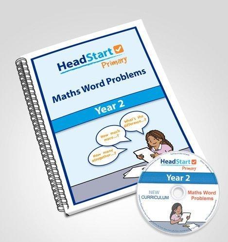 Maths Word Problems - Year 2: Year 2