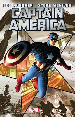 Captain America, by Ed Brubaker, Volume 1 by Ed Brubaker