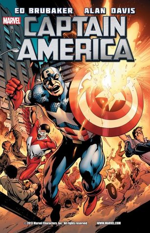Captain America, Volume 2