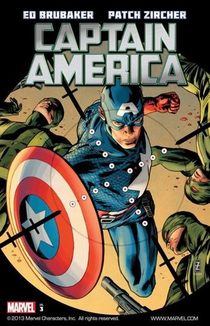 Captain America, by Ed Brubaker, Volume 3 by Ed Brubaker