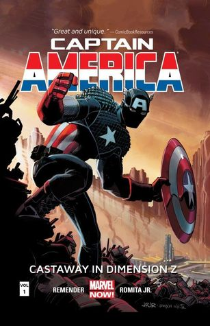 Captain America, Volume 1: Castaway In Dimension Z, Book One