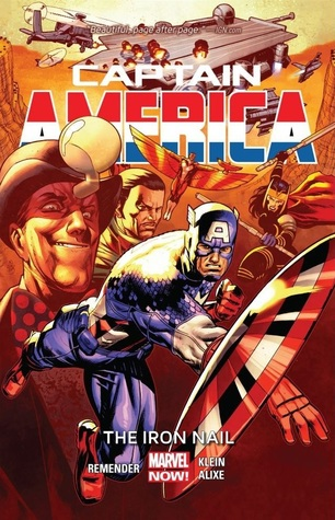 Captain America, Volume 4 by Rick Remender