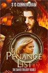 The Penance List (David Trilogy, #1)