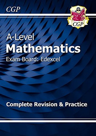 New A-Level Maths for Edexcel: Year 1 & 2 Complete Revision & Practice