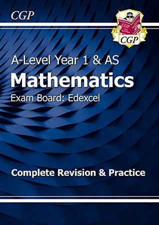New A-Level Maths for Edexcel: Year 1 & AS Complete Revision & Practice