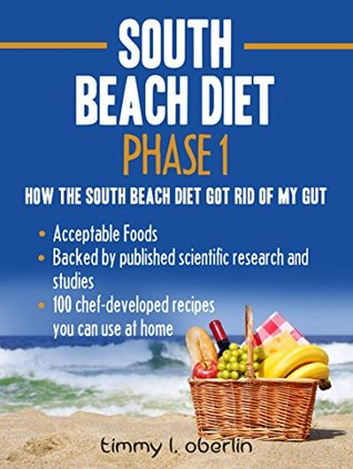South Beach Diet Phase 1: How the South Beach Diet Got Rid of My Gut