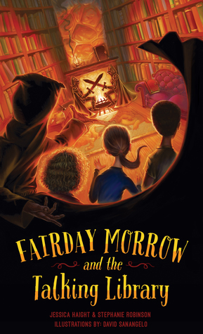 Fairday Morrow and the Talking Library (Fairday Morrow, #2)
