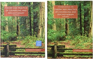 Bundle: Theory and Practice of Counseling and Psychotherapy, 10th + Student Manual
