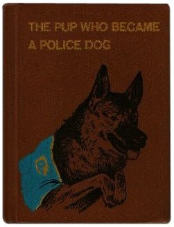 The Pup Who Became a Police Dog