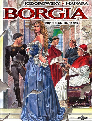 Blood for the Pope (Borgia #1)