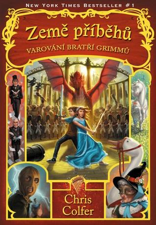 Varování bratří Grimmů (Země příběhů, #3)