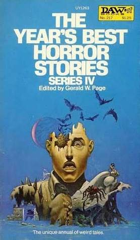 The Year's Best Horror Stories Series IV
