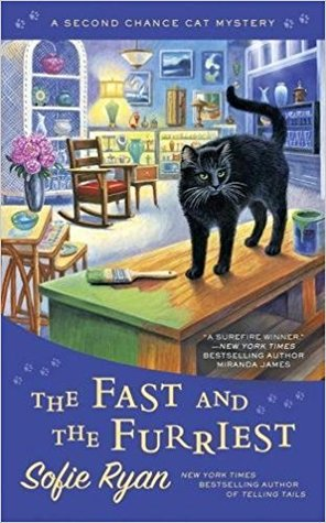 The Fast and the Furriest (Second Chance Cat Mystery #5)