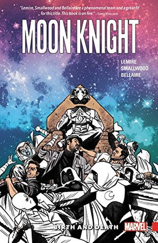 Moon Knight, Vol. 3: Birth and Death