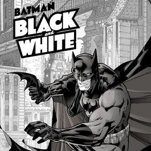 Batman Black & White (Collections) (4 Book Series)