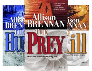 Predator Trilogy (3 Book Series)