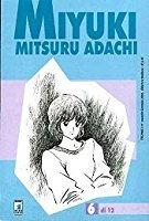 miyuki, #6 by Mitsuru Adachi