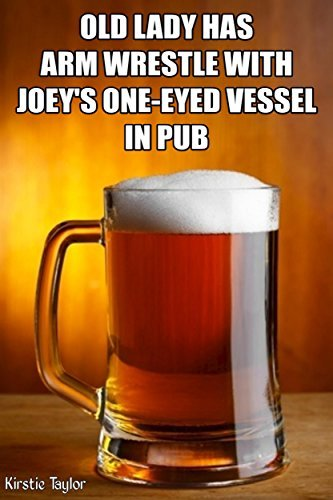Old Lady Has Arm Wrestle With Joey's One Eyed Vessel In Pub