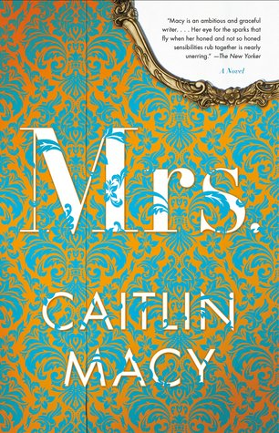 Image result for mrs by caitlin macy