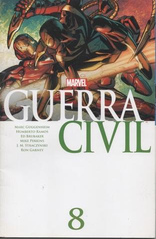 Guerra Civil Vol. 8: Tambores de Guerra (Coleccionable Civil War, #8)