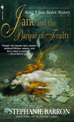 Jane and the Barque of Frailty (Jane Aus...