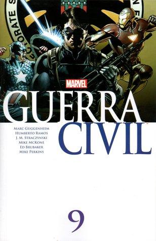 Guerra Civil Vol. 9: La venganza de Wolverine