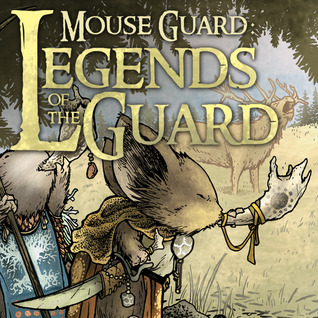 Mouse Guard: Legends of the Guard Vol. 1 (Issues) (4 Book Series)