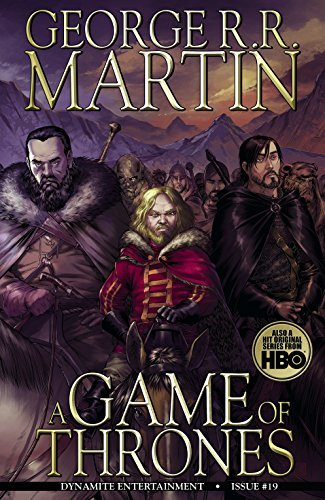 George R.R. Martin's A Game Of Thrones #19