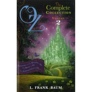 Oz, the Complete Collection: Volume 2