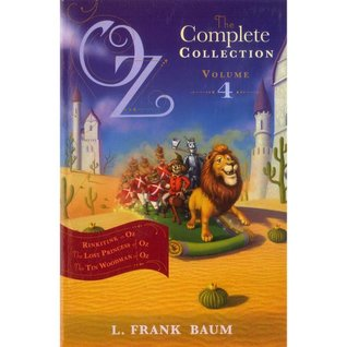 Oz, the Complete Collection: Volume 4