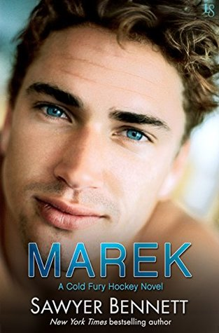 Marek: A Cold Fury Hockey Novel (Cold Fury Hockey, #11)