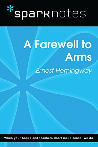 A Farewell to Arms (SparkNotes Literature Guide) (SparkNotes Literature Guide Series)