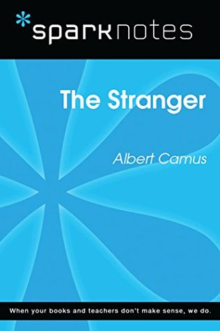The Stranger (SparkNotes Literature Guide) (SparkNotes Literature Guide Series)