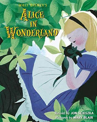Walt Disney's Alice in Wonderland: Illustrated by Mary Blair