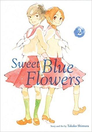 Sweet Blue Flowers, Vol. 2 (Sweet Blue Flowers Omnibus, #2)