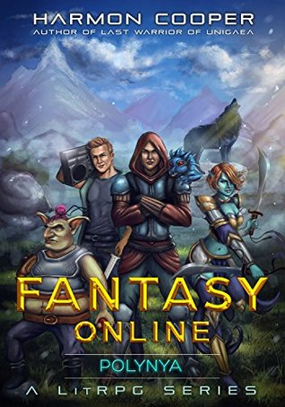 Polynya (Fantasy Online #2)