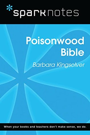the poisonwood bible sparknotes literature guide by sparknotes 36183070