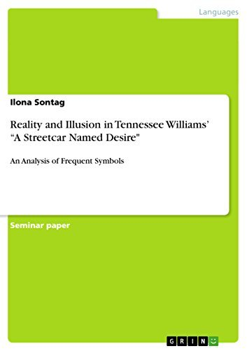 """Reality and Illusion in Tennessee Williams' """"A Streetcar Named Desire"""": An Analysis of Frequent Symbols"""