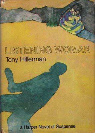 Listening Woman by Tony Hillerman