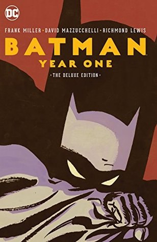Batman: Year One Deluxe Edition (Batman (1940-2011))