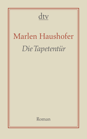Tapetentür die tapetentür by marlen haushofer