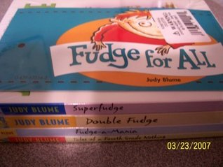 Judy Blume Fudge For All Collection