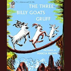 The Three Billy Goats Gruff, Tikki Tikki Tembo, & Strega Nona